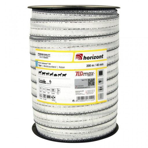 Horizont elektrikarjuse lint Turbomax 40 mm