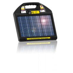 Horizont päikesepaneeliga elektrikarjus Equistop Solar Station