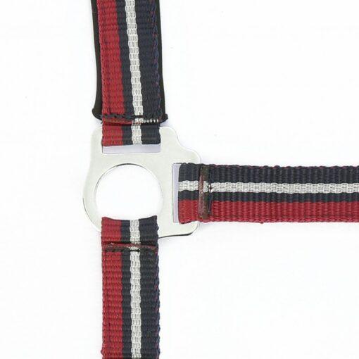 Norton päitsed ja nöör Brillant punane/tumesinine