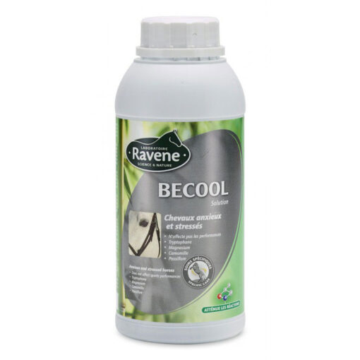 Ravene rahustav toidulisand BeCool