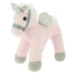 Equikids mänguponi roosa Unicorn