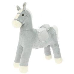 Equikids suur mänguhobune hall poni