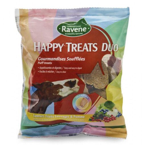 Ravene maiused Happy Treats Duo 200g