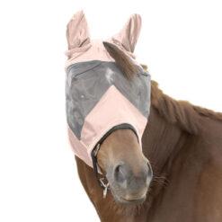 Waldhausen putukamask Premium - silmad ja kõrvad heleroosa