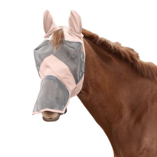Waldhausen putukamask Premium - silmad, kõrvad, nina heleroosa