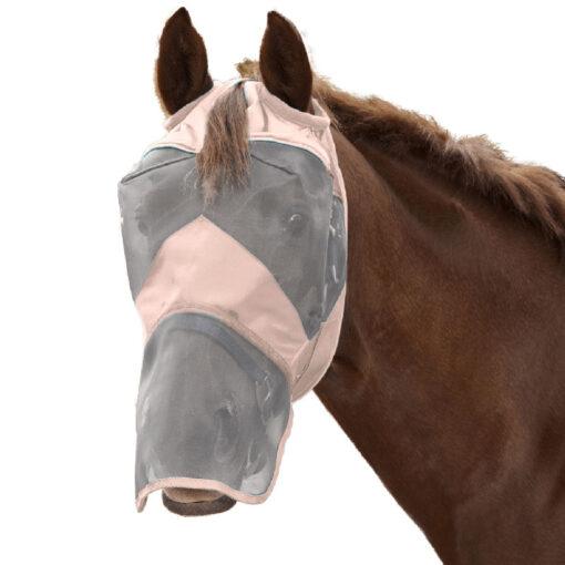 Waldhausen putukamask Premium - silmad, nina heleroosa