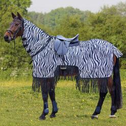 Waldhausen putukatekk ratsutamiseks Zebra