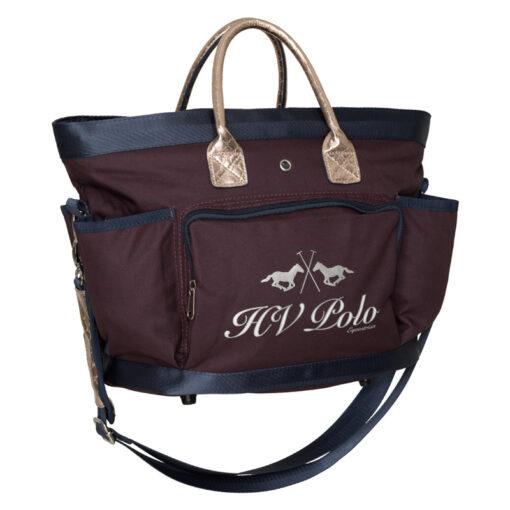 HV Polo hooldusvahendite kott Wayomi Luxury tumelilla