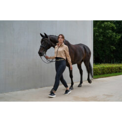 Euro-Star jakk Thora kuldne ja täisgrippidega ratsaretuusid Athletic Fashion