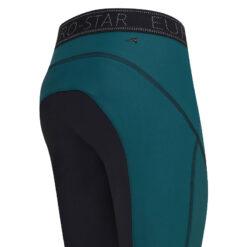 Euro-Star täisgrippidega ratsaretuusid Athletic Fashion roheline